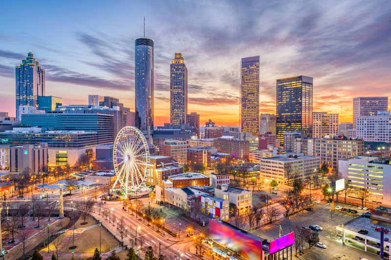 Bus Travel Atlanta Georgia
