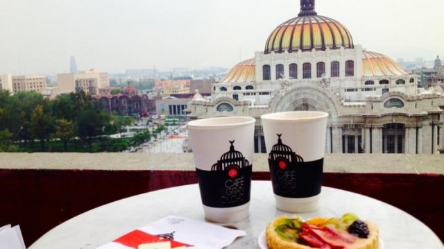 cafe gran ciudad de mexico