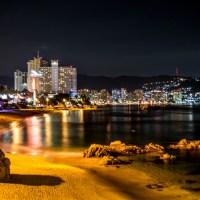 La vida nocturna de Acapulco