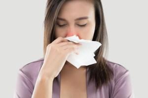 alivia la congestión nasal