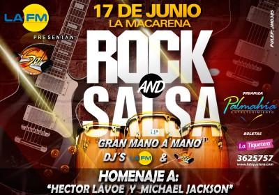 ROCK AND SALSA