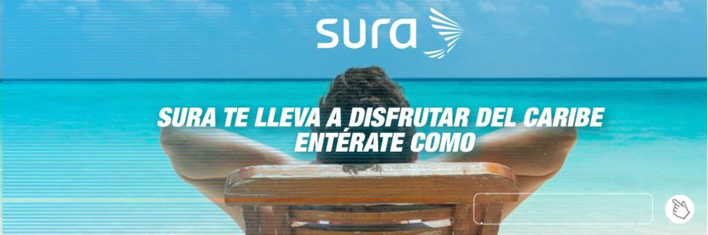 Vacaciones con SUra y PTM