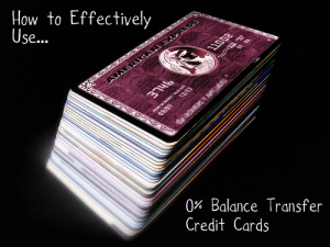 0 Balance Transfer Credit Cards