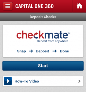 How to Make a Deposit at an Online Checking Account