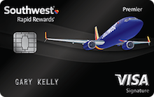 Southwest Airlines Rapid Rewards Premier
