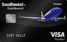 Southwest Airlines Rapid Rewards Premier