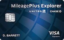 United Mileage Plus Rewards