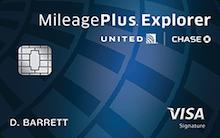 United Mileage Plus Rewards