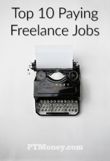 Freelance jobs are becoming more and more common in today's economy for several reasons. Here is a list of 10 high-paying freelance jobs.
