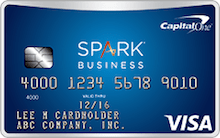 Spark Miles Select for Business