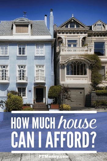 How much house can you afford with 100 000 salary