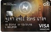 Citi(R) Hilton HHonors(tm) Visa Signature(R) Card