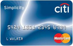 Citi Simplicty Card NEW 21 Month Balance Transfer Offer