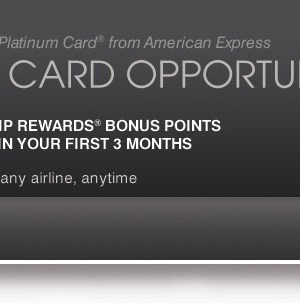 Platinum Card from American Express Review