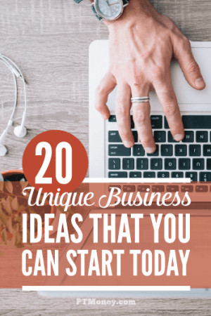20 Unique Business Ideas (That You Can Start Today!)