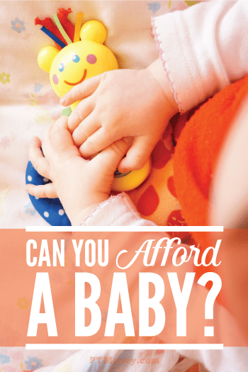 Are you thinking about having a baby? Make sure you are financially prepared to grow your family. This article tells about all the costs involved, so you won't be surprised when you're expecting your sweet baby.
