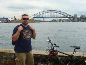 PT Travels to Sydney