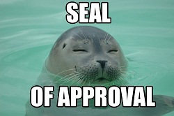 Seal of Approval - Mortgage Pre-Approvel Letter