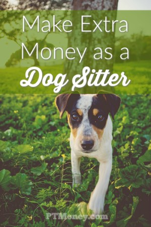 How to Make Extra Money as a Dog Sitter
