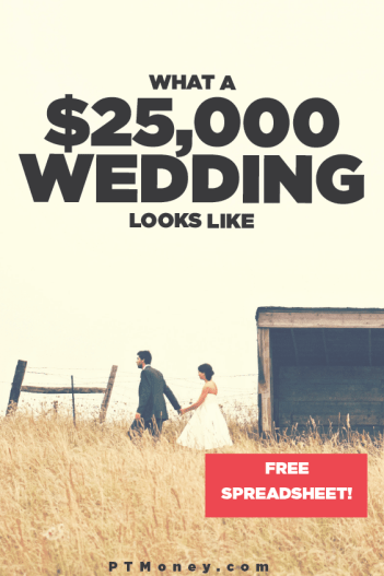 Real Wedding Budget | $25,000 Wedding | Wedding Spreadsheet | Real Wedding Cost | Wedding Finances