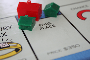 Park Place Real Estate Monopoly