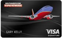 Southwest Airlines Rapid Rewards Premier Credit Card Big Bonus is BACK