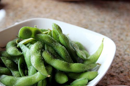 Edamame - Healthy Foods