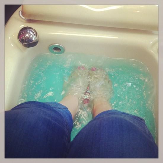 staycation bath lisalong