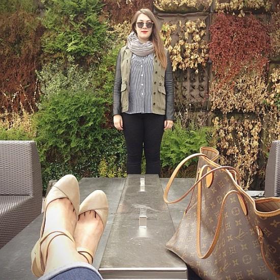 staycation fashion girloclock