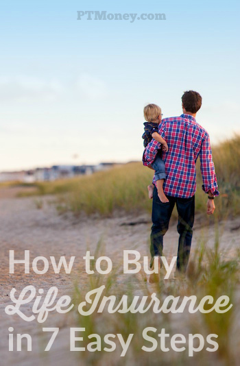 Ever wonder what it's like to go through the LONG process of researching and selecting a life insurance policy? I highly recommend you get life insurance, but I don't necessarily wish the buying process upon you. It can be tough to navigate. That's why today I'm going to share the steps you need to complete while searching for and buying life insurance.