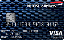 British Airways_Signature_Card