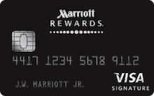 Marriott Rewards Premier Credit Card 80,000 Bonus Points Review