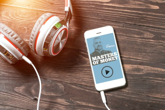 Masters of Money Podcast Now in iTunes
