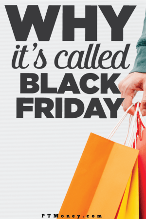Why It's Called Black Friday