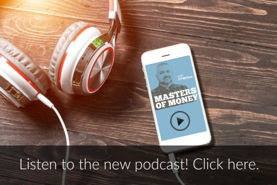Listen to the New Podcast Masters of Money
