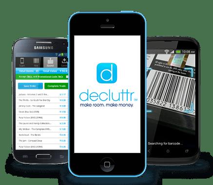 Decluttr App