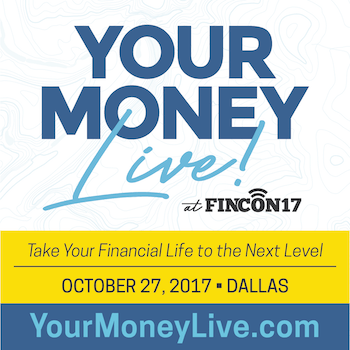 Your Money Live Dallas at FinCon