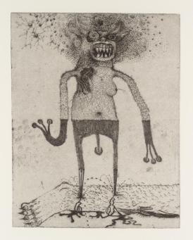 Exquisite Corpse 2000 Jake Chapman and Dinos Chapman born 1966, born 1962 Purchased 2000 http://www.tate.org.uk/art/work/P78470