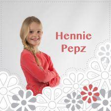 Hennie Pepz – Du er min venn