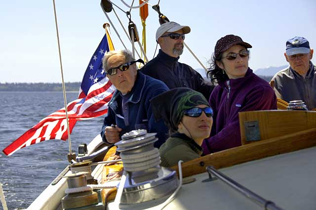 Classic Mariners Regatta 2011