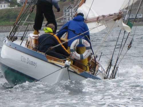 The 2015 season starts February 28th with the Shipwrights' Regatta.