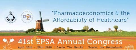 41st EPSA Annual Congress wHolandii