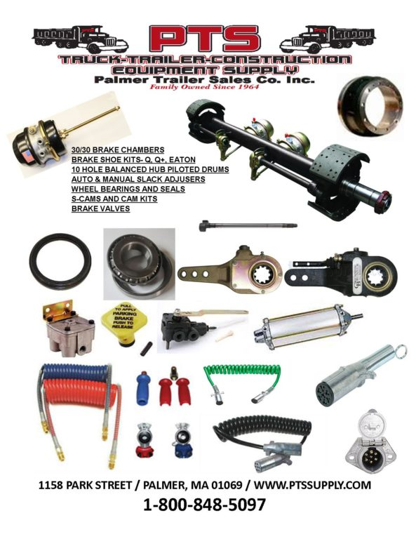 Truck and Trailer - Parts, Accessories, Equipment!