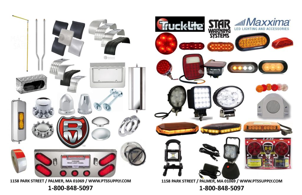 Customize Your Truck or Trailer