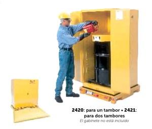 ltra-Safety Cabinet Bladder Systems®