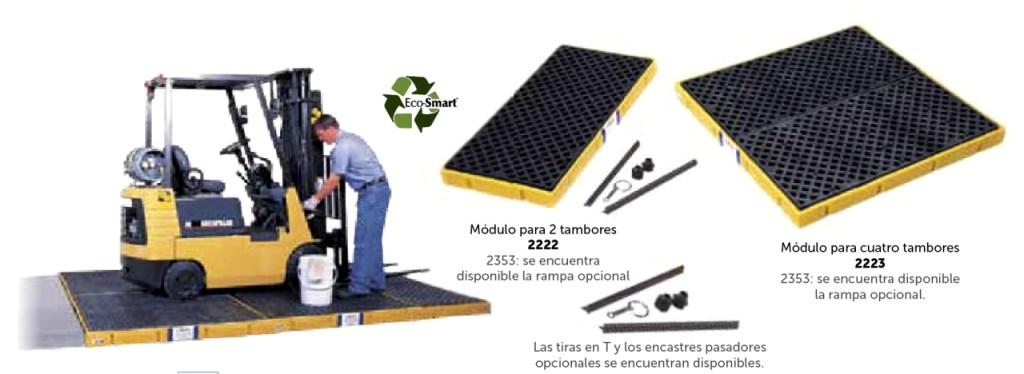 Ultra-Spill Deck Plus Models®