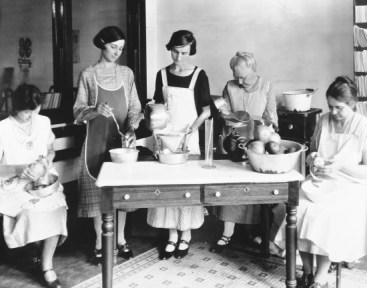 Canning, cooking, kitchen. Source: Smather's Archives.