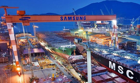 Samsung invests over $400m in NIgeria's oil, Gas sector