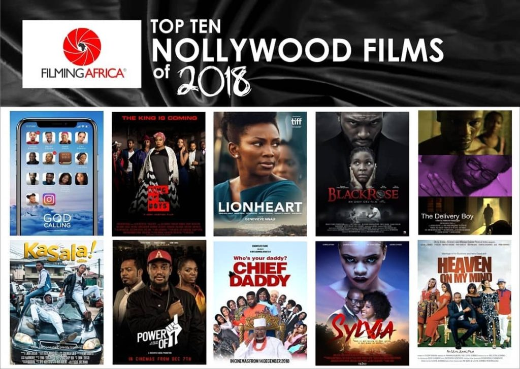 'King of Boys', 'Lion Heart,' others top 10 Nollywood movies for 2018