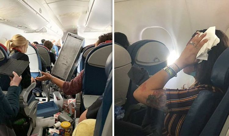 Five persons injured as severe turbulence forces Delta flight to land in Reno